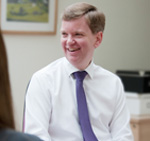 Simon Mitchell, Associate Private Client, Adams & Remers