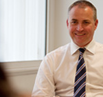 Stuart Robertson, Partner, Adams & Remers